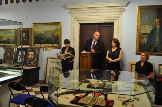 Antiques and Fine Art Auction organized by Antiques Stanković and held at Marittime Museum of Montenegro